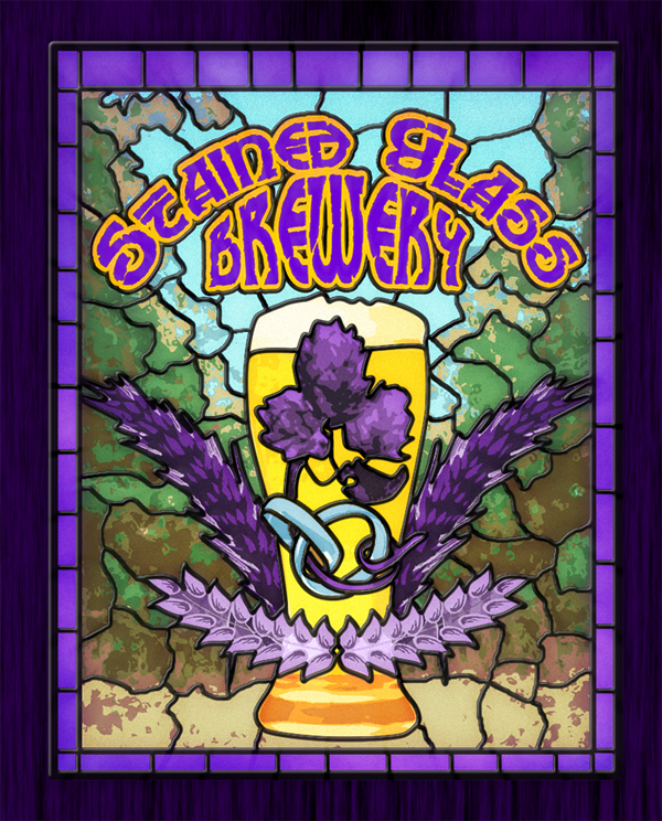 Stained Glass Brewery