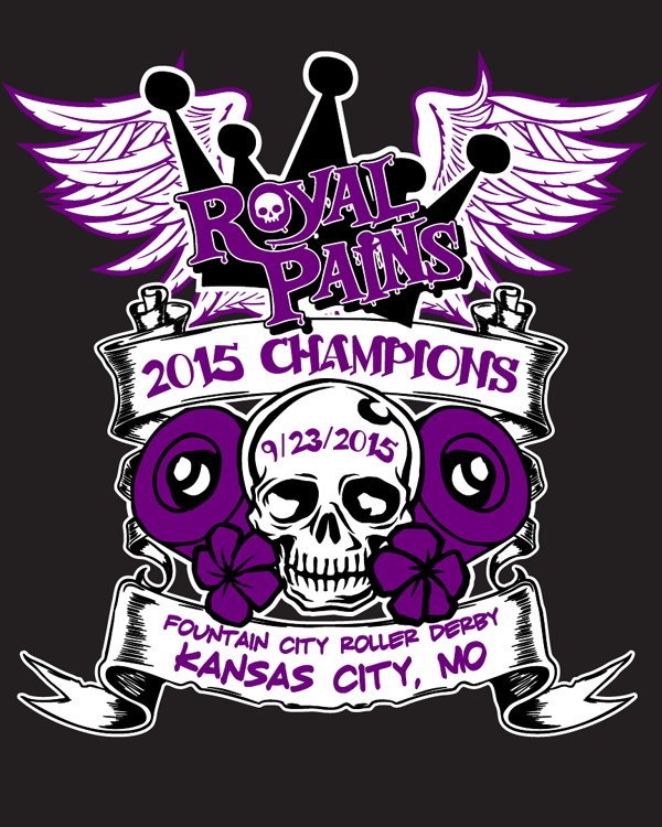 Royal Pains 2015 Championship